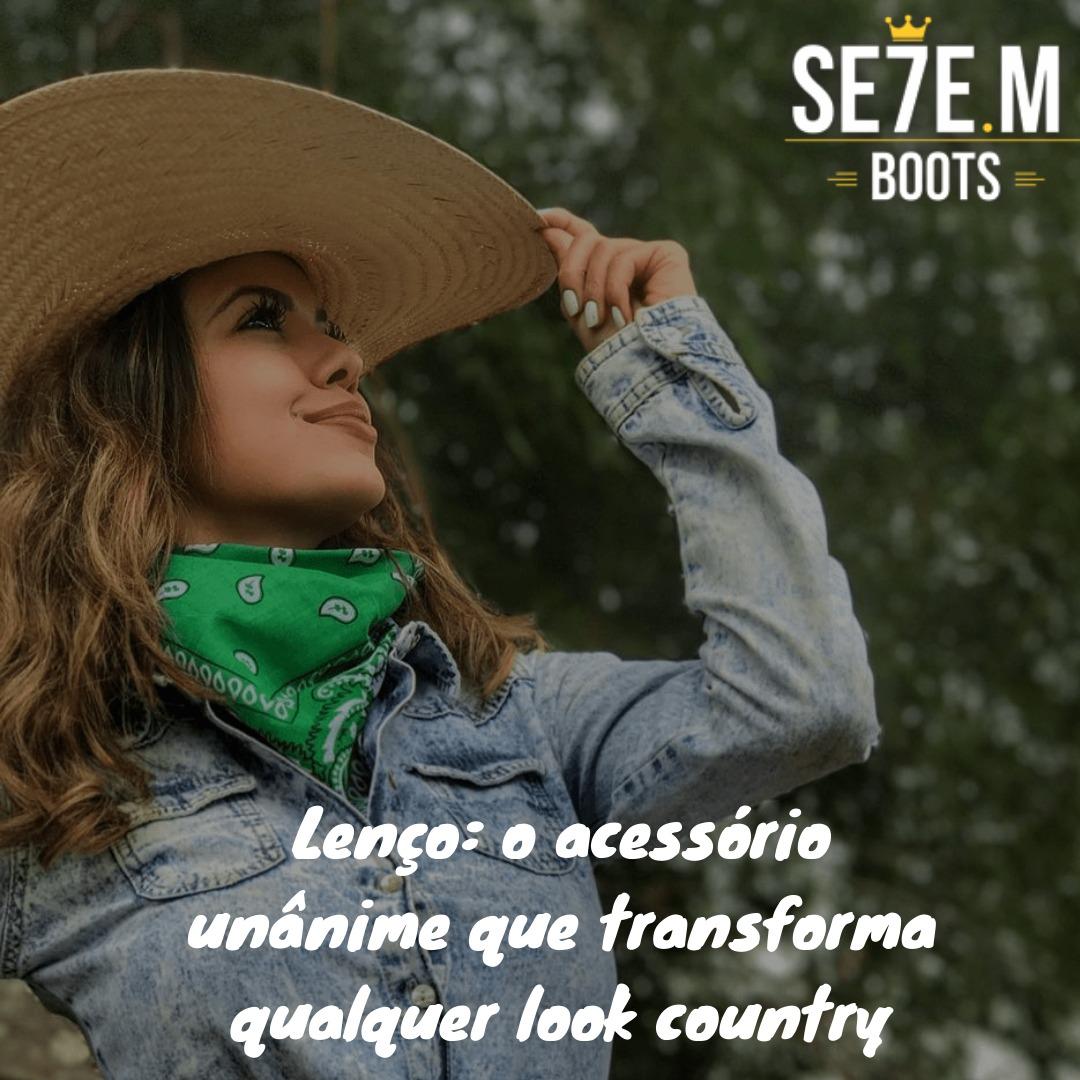 lenço country