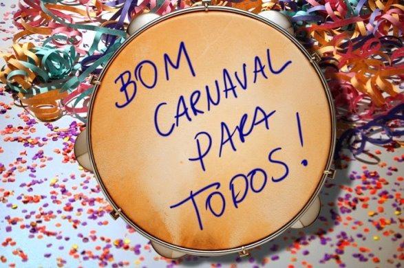 Carnaval com consciência