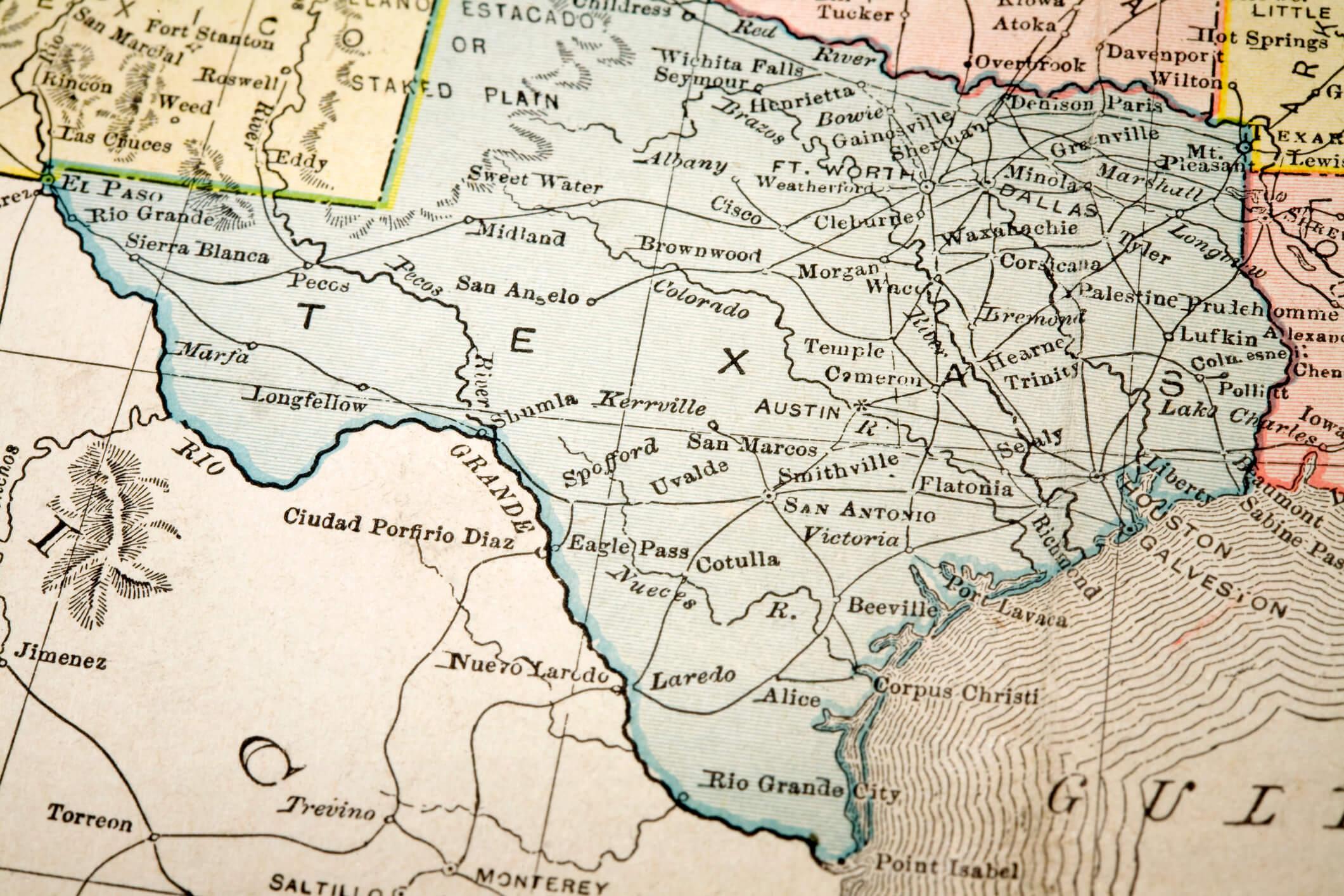 curiosidades sobre o texas